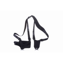 Horizontal leather shoulder holster Basic